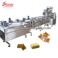 Convenient and efficient sorting and baling line for chocolate,cake,wafer