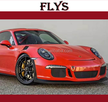 2012-2016 911 body kit GT3 body kit for 991 with front fenders and side skirts