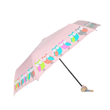 automatic folding cartoon animal umbrella