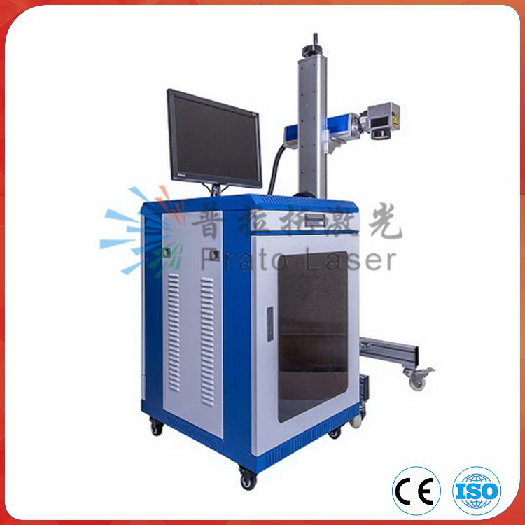 Best quality manufacture fiber laser marker machine with h