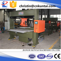 Movable Head Die Cutting Machine for leather