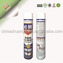 large expansion construction PU FOAM 750ml
