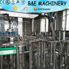 Automatic 3 in 1 Unit PET Bottle Filling Machine / Mineral Water Bottling Plant