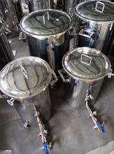 Customizing 316L 304 beer brewing fermenter / beer mash tun /beer brew kettles