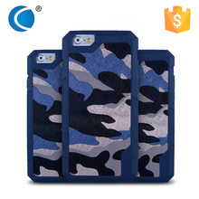 New arrival unique cheap Fashionable popular 3d PC+ TPU for iphone and samsung camouflage case design mobile phone cover for q