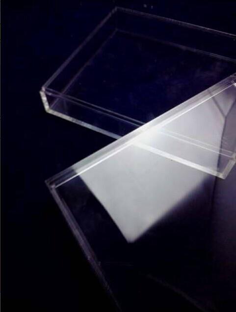 Acrylic Box Letter Making : Clear plastic box acrylic invitation letter