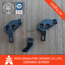 Ceramic parts Well glazed Alumina Textile Ceramics Eyelets