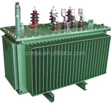10KV 11KV 12KV 15KV 3 phase oil immersed step down toroidal onan power distribution electrical transformer price and parts