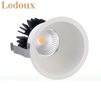 9W 13W 23W 31W COB Recessed Downlight Led Ceiling Light