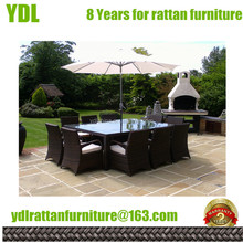 Youdeli 10seater Outdoor Dining set furniture