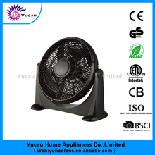 "2017 hot selling 20"" box fan with 5 blades"
