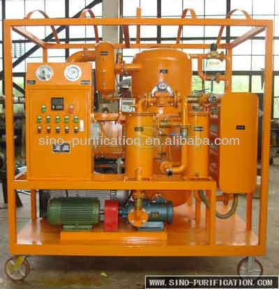 Transformer Oil Regeneration&Transformer 0il Recycling System