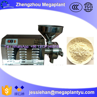 hot commercial small scale wheat and almond flour mill machine for sale