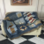 Cotton Tapestry Woven Decorative Thick Sofa Throw Blanket