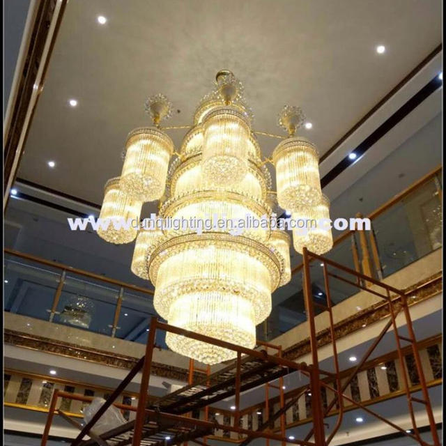 Newest Classical Big sizes designs contemporary lamp chandelier