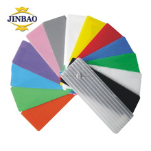 JINBAO carton pack material safe recycle hollow pp twin-shield floor protection sheet