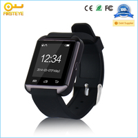 2016 latest wrist watch mobile phone, bluetooth android smart watch u8