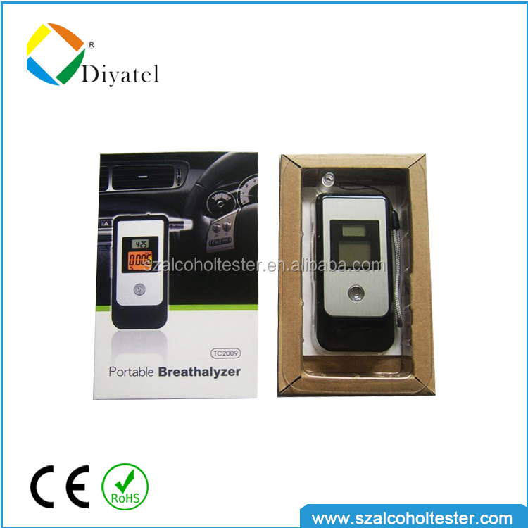 testing devices Roadway Safety Portable alkohol meter