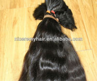 Best quality raw virgin hair bulk virgin unprocessed burmese hair