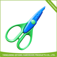 Top Sale Fashion Design Lace Plastic Student Scissors