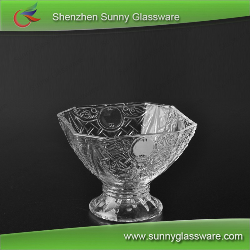 Manufacturer Directly Supplied Ice Cream Parfait Glass Cup