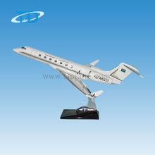 AIR SUADI Gulfstream G550 plane model hot craft show items