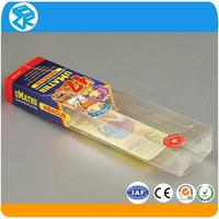 Factory Produce Hot Sale print plastik small clear packaging plastic box