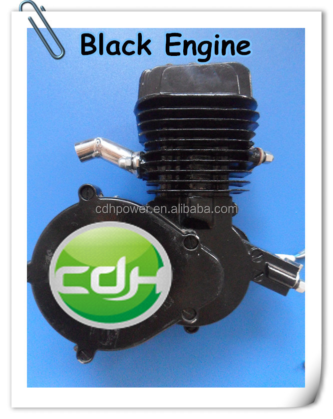 80cc Motor Kit Black Motor Kit CDH Kit