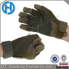 Full finger military arsoft assault combat gloves for tactical