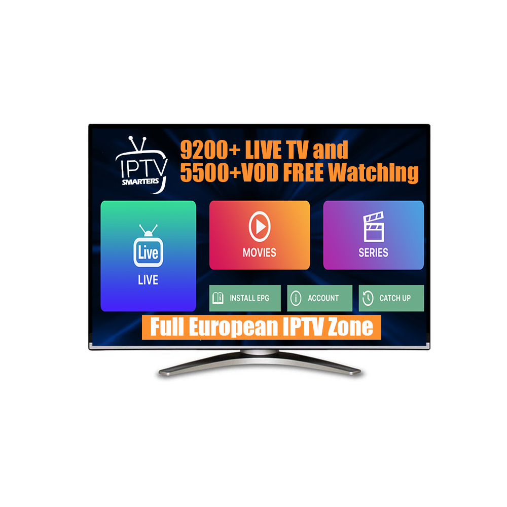 Dragon IPTV 12 Months Subscription Live 9200+ VOD 5500+ USA Brasil Europe IPTV Reseller M3U List TV Box Mxg IPTV Reseller Panel