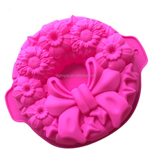 New Silicone Molds for Baking, Hearts, Stars & Shells Shape Silicone Candy Chocolate Molds