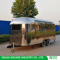 Best prices Portable camper van /food truck