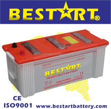 12V 180Ah Automotive Battery Vehicle Lead Acid Dry Charged Car Battery 195G51 N180