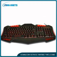 New china products for sale mechnical gaming keyboard ,h0ttc 2.4g mini wireless backlit keyboard with touchpad