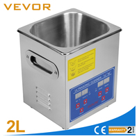 Digital Ultrasonic Vibration Cleaner for Watches