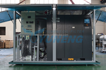 Compressed Dry Air Generator Used for Transformer Substaion