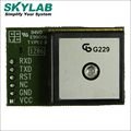 Skylab GPS with antenna Module SKM53 gps tracking chip MT3339 GPS Antenna chipset