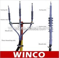 High Quality 35KV Cold Shrinkable power cable termination kits
