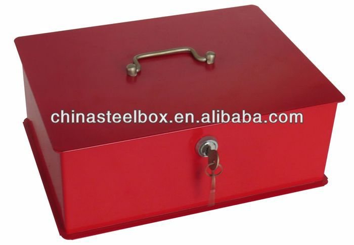 tool box with pull handle
