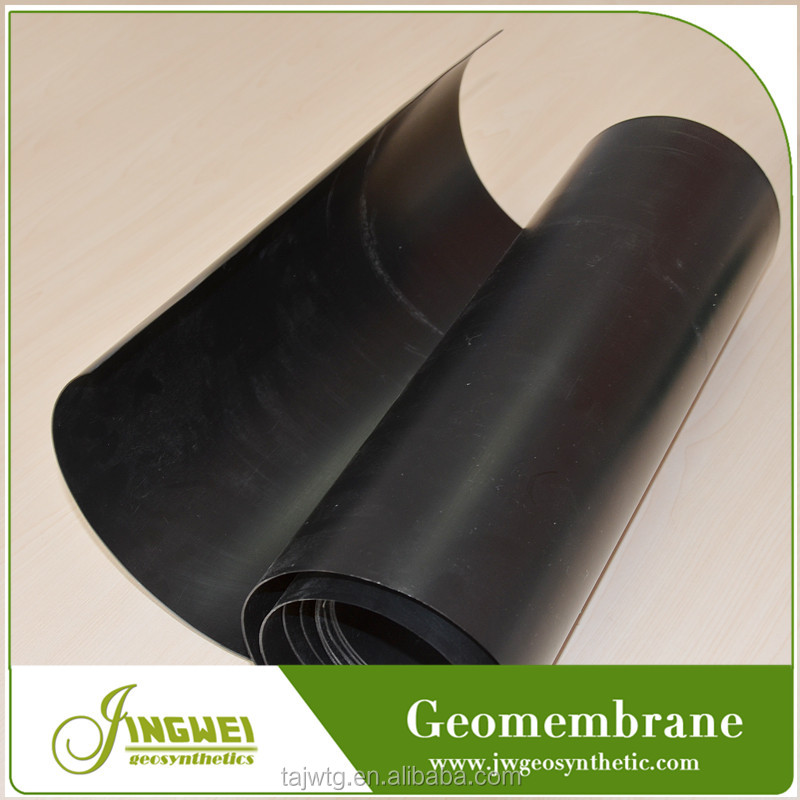factory black 1mm pead geomembrane price