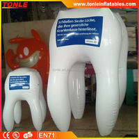 Customize Inflatable Advertising Models, Giant Teeth Inflatable Products For Sale