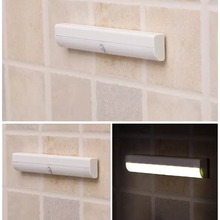 Linear PIR Motion Sensor Battery Operated LED Lights for Clothing Lighting