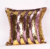 New Reversible Sequin Fabric Color Changing Mermaid Pillows