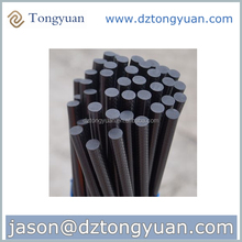 Supply high strength carbon fiber rod with toray carbon fiber with reasonable price