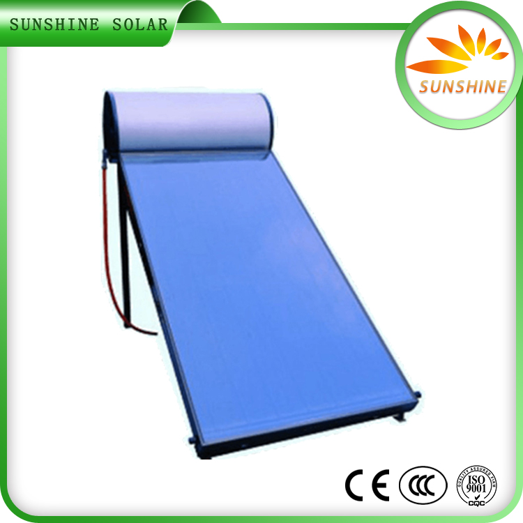 Pressurized Common Glass Solar Mounting System National Electric Water Heater