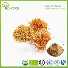 Health supplements mushroom dried cordyceps extract cordyceps militaris extract powder for foods