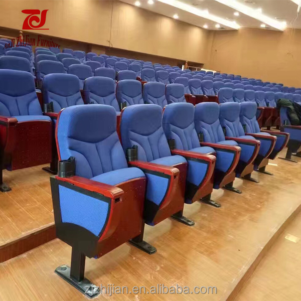 Cinema Theater Equipment For Sale Auditorium Chair ZJ1609b