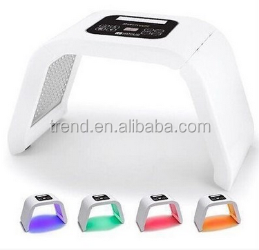 PDT led 4 colors lights therapy beauty salon equipment