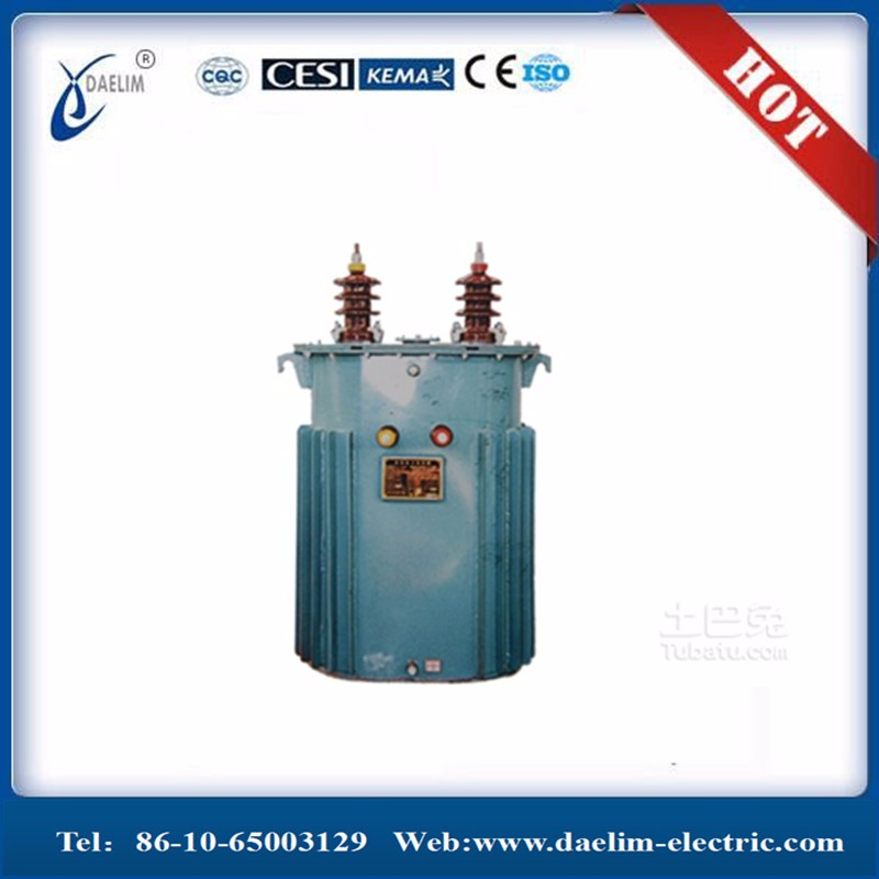 High Reliability 6KV Low Voltage 440V To 220V Electrical Distribution Single Phase Golden Power Transformer Price 30KVA