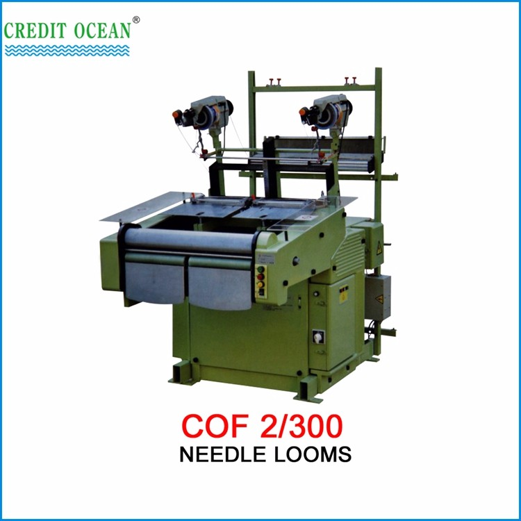 2/300 COF high speed elastic cotton bandage making machine